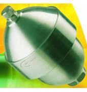В наявності надійні та довговічні мембранні гідроакумулятори
