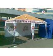 Палатка торгова розбірна термінове виготовлення та друк за вашим ескізом
