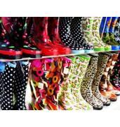 Гумове взуття в Україні