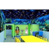 3D інтер'єр для дитячої кімнати