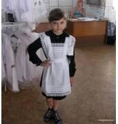 Хочете виглядати стильно на останньому дзвонику? Радянська шкільна форма - те, що Вам потрібно!