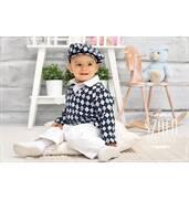 Пропонуємо стильні дитячі костюми для хлопчиків Krasnal (Польща), оптом та вроздріб