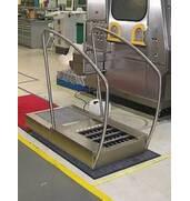 Машинки для чищення взуття (волога чистка)