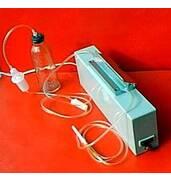 Пристрій для ультрафіолетового опромінення біологічної рідини