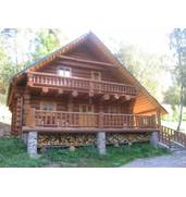 We offer construction of of wooden houses (from timber). Attention! Installation of the roof - is for free!
