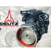 В асортименті запчастини до двигунів Deutz