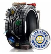 Довічна гарантія на автошини Marangoni - купуйте в Києві!