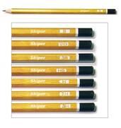 Ці олівці бездоганно малюють. Набори простих олівців - тут!