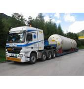 Быстро и качественно автоперевозка негабаритных грузов в пределах Украины