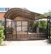 Хочете купити відкатні ворота для приватного двору?