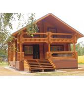 Is wooden house from timber your dream? We make it reality!
