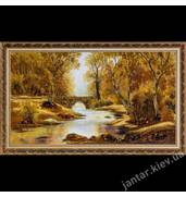Самые красивые картины янтарь. Выбирайте пейзажи на свой вкус!