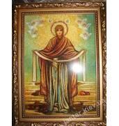 Мерная икона из янтаря для ребенка. А вы знаете где купить?