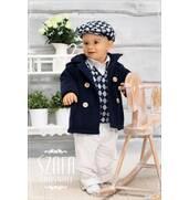 В продаже — тёплое пальто для мальчика