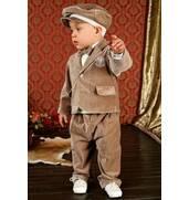 Ваш малюк вже готовий до свята? Купіть святковий костюм для хлопчика в нашому магазині!