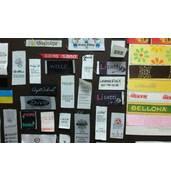 Изготовим под заказ пакеты, пломбы, этикетки (тканные, картонные, печатные, пластик)