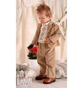 Дитячий костюм для хлопчика потрібен? Звертайтесь до нас!