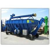 Поставка оборудования для обработки зерна