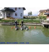 Услуги по очистке водоёмов: озёр, рек, каналов