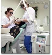 Лазерная стоматология в клинике Доктор Алекс