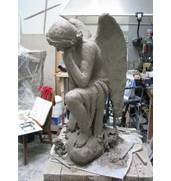 Ритуальна скульптура на замовлення