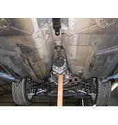 Ремонт підвісного підшипника кардану (Київ)