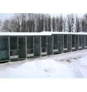 Изготовим вольеры, клетки для собак - алабая, овчарки. Запорожье, Украина