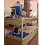 Изготовление станков для резки листового стекла и зеркал