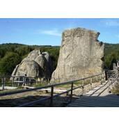 Экскурсии по Карпатам: Крепость Тустань, водопад Каменка - Сколивские утесы