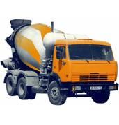 Якісний бетон з доставкою (Дубно)