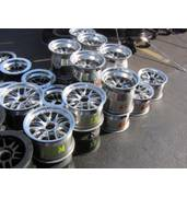Качественный ремонт и восстановление колесных дисков автомобиля в Киеве