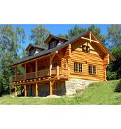Construction of log houses at the best price!
