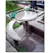 Замовити столи, лавки на кладовище