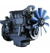 Сервисное обслуживание двигателей Deutz