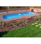 Будівництво басейну на дачі