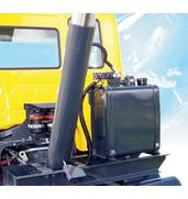 Гидрофикация тягачей и другой спецтехники