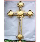 Накупольні хрести виготовлення.