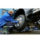 Заміна колеса на автомобілі в Києві або області