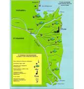 Продаж ексклюзивних земельних ділянок в рекреаційній зоні біля моря