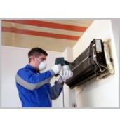 Установка і сервісне обслуговування систем кондиціонування та вентилювання