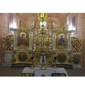 Реставрация иконостасов в Украине