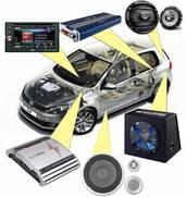 Встановлення аудіосистеми в авто, Західна Україна