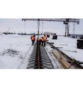 Будівництво та ремонт підкранових колій