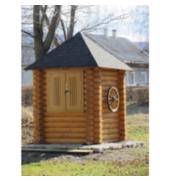 Будівництво дерев'яних криниць по Україні