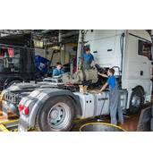 Ремонт ходовой части и пневматики грузовых автомобилей, Киев