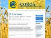 """Завод элеваторного оборудования """"Сокол"""": ленточныйконвейер, нория,элеваторное оборудование"""
