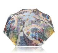 TRC Складной зонт Trust Зонт женский компактный облегченный механический TRUST ZTR58475-1619