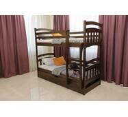"""Двухъярусная кровать """"Бембі"""" с подъемным механизмом"""