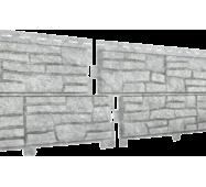 Фасадные панели Stone Hous Сланец, цвет:Светло-серый
