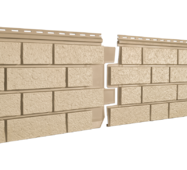 Фасадні панелі Stone Housе S-Lock Клінкер, колір: Пісочний